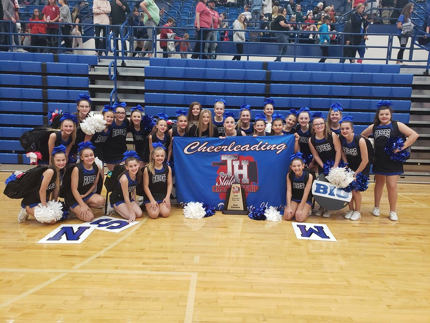 NMS Cheer Take State