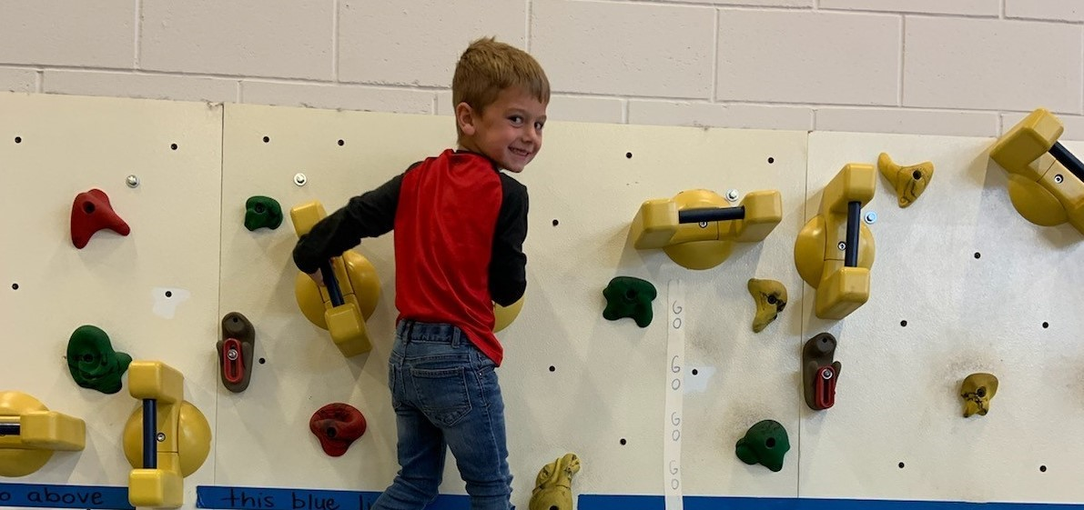 Climbing Wall ECC